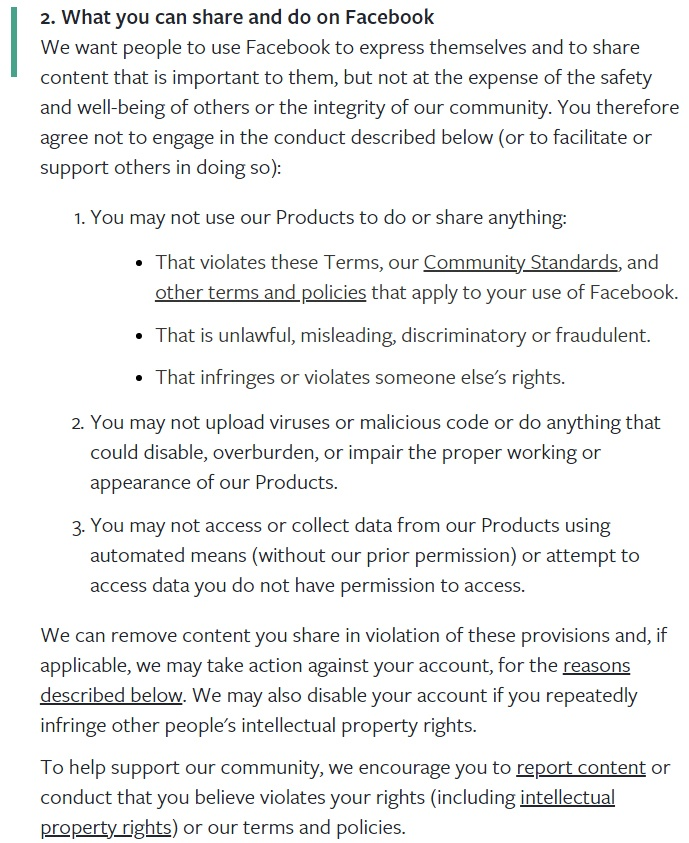 Terms Of Use >> Sample Terms Of Service Template Terms Of Service Generator